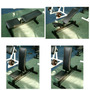 Banco 5 Posiciones Resiste 400 Kilos Máquinas Monster Gym