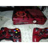 Xbox360 Slim Versión Gears Of War 320 Gigas