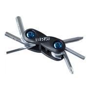 Kit Mini Ferramentas Bike Canivete 6 Funções Shimano Pro