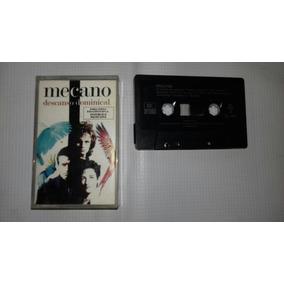 Mecano - Descanso Dominical Cassette Kct Pop 80s 90s