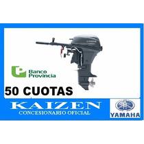 Yamaha Fuera Borda F 9,9 Jmhl Eje Largo 4 Tiempos