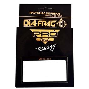 Pastilha De Freio Vfr 1200 Cb1000 Pro Tech Dfp-60860