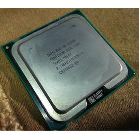 Intel® Pentium® E2200 1m Cache, 2.20 Ghz, 800mhz Fsb