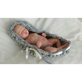 Bebê Reborn De Corpo Inteiro Pronta Entrega! Molde Owen
