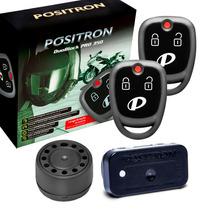 Alarme Moto Positron Pro G8 Universal Sensor Presença