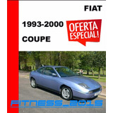 Manual Taller Diagrama E. Fiat Coupe 1993 - 2000