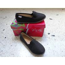 Zapatos Para Niña Traviesa Estilo Cocuiza Negras Nuevas