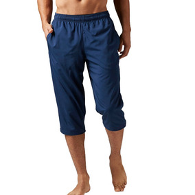 Pants Atletico 3/4 Elements Hombre Reebok Aj3050