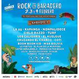 Entrada Día 2 Rock En Baradero Envío X Correo