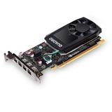Tarjeta De Video Sg Pny Quadro P600 2g Ddr5 4 Mini Dport 128