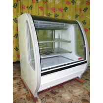 Vitrina Refrigerante Torrey Tem-100 !!panoramica En Leds!!