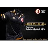 Camiseta Universitario De Deportes Edición Limitada 2017