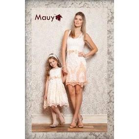 Vestidos Mae E Filha Mauy