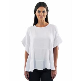 Camisa Blanca Guayabita Lucia Para Damas