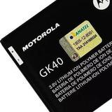 Bateria Celular Motorola Moto G5 Gk40 Xt1671 Xt1672