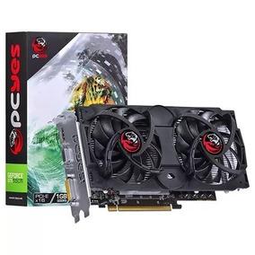 Placa De Video Pc Geforce Gtx 550ti 1gb Ddr5 192bits Nvidia