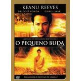 O Pequeno Buda Dvd Novo Original Lacrado