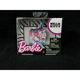 Barbie Hello Kitty Blusa Tirantes Rosa Para Muñeca