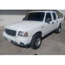 Ford Ranger Doble Cab. Xl - Sincronico