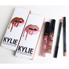 Kit Batom Kylie Jenner Temos Naked Mac Loreal Anastacia Lime