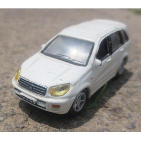 Raro Mini Camioneta Toyota Rav4 Escala 1/72 De Coleccion!!