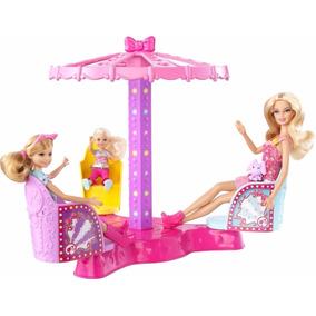 Mattel Carrusel Gira Y Gira De Barbie Juegos Y Juguetes En Mercado