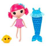 Juguete Mga Lalaloopsy Sew Mágica Mermaid Doll - Conchas De