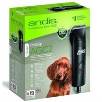 Máquina De Tosar Cachorro Andis Agc2 Profissional 110/220v