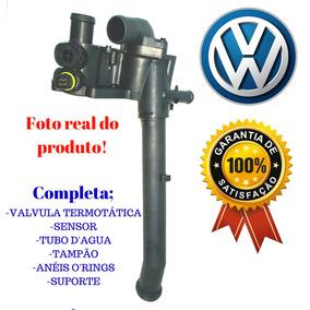 Válvula Termostática Completa + Sensor Gol Parati Saveiro G3