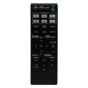 Conteole Sony Rm-amu163 Para Sistema De Som + Pilhas