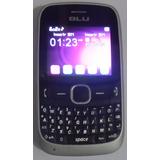 Celular Blu Tattoo Tv Dual Q190i Original Semi Novo