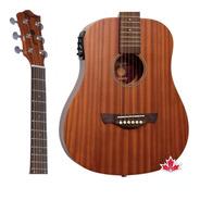 Violao Tagima Baby Mahogany + Nf + Garantia Regulado Luthier