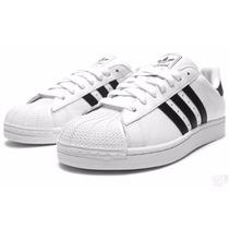 Tênis Adidas Superstar, Na Caixa, Feminino, Original