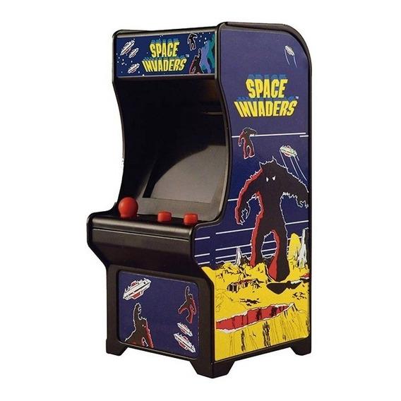 Mini Juego Retro Tiny Arcade Space Invaders 378