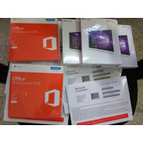 Window 10 Pro 64 Bits Oem Spanish Latam Dvd + Coa Libre 1703