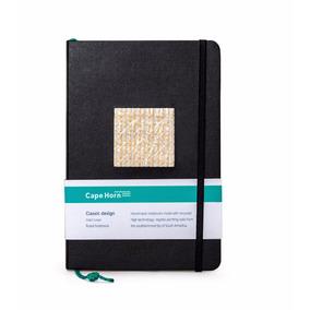 Cuaderno Hecho Con Velas De Yate Recicladas
