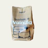 Premezcla Bizcochuelos De Vainilla Sin Gluten. 500g. Delicel