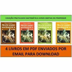 Livro Praticando Matemática - Alvaro Andrini
