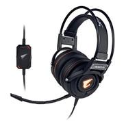 Auricular Gamer Gigabyte Gp Aorus H5 Rgb Microfono Removible