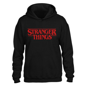 Sudadera Stranger Things Hoodie The Walking Dead Gamers