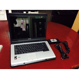 Laptop Toshiba L305d 2gb Ram Barata 100% Funcional 15.4