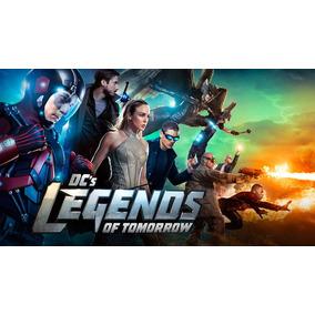Peliculas Serie Dvd Legend Of Tomorrow Completa