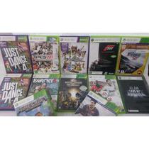 Lote De Jogos Xbox 360 - 12 Jogos - Usados - Ótimo Estado