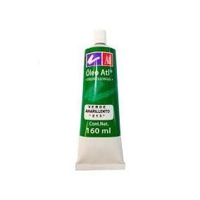 Pintura Al Oleo Atl 160 Ml Especial Para Papel