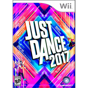 Wii Games Just Dance 2017/ Nuevo (físico) - Original!!!