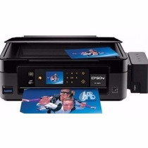 Impresora Multifuncional Xp320 + Sistema Continuo De Tintas