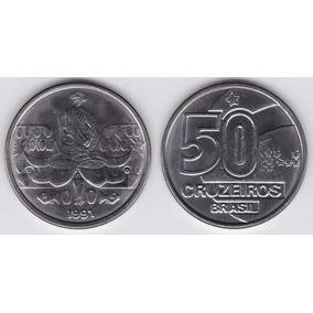 Moeda 50 Cruzeiros 1991