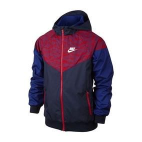 Campera Nike Windruner Niño 4679
