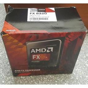 Procesador Amd Fx-8320 Fx-series