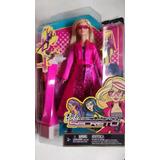 Barbie Muñeca Escuadron Secreto *seminueva*
